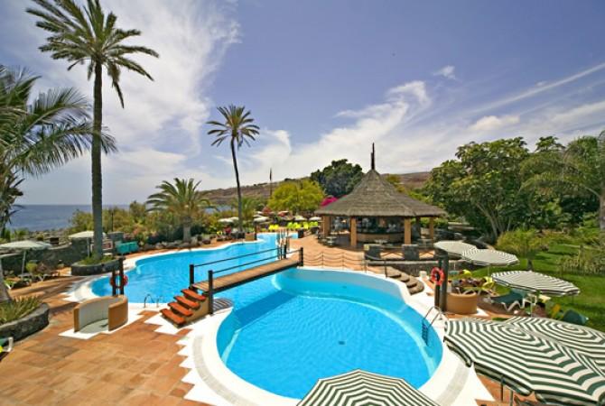 Hotel jardin tecina spanje golf direct golfvakanties for Jardin tecina